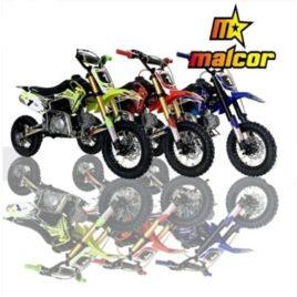 MOTO MALCOR JUNIOR 110 cc