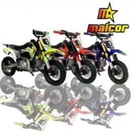 MOTO MALCOR JUNIOR 90 cc