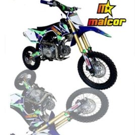 MOTO MALCOR XZF 140 cc