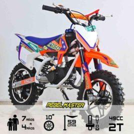 MOTO REBEL MASTER TT 50