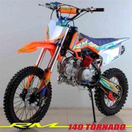 MOTO REBEL MASTER RM 140 TORNADO