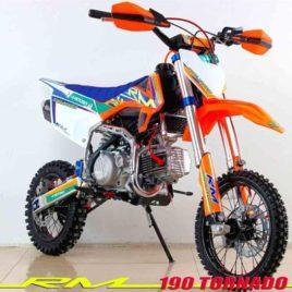 MOTO REBEL MASTER RM 190 TORNADO
