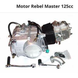MOTOR REBEL MASTER 125 cc