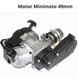 MOTOR REBEL MASTER MINIMOTO 49 mm