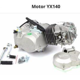 MOTOR REBEL MASTER YX140