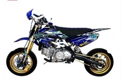 MOTO MALCOR RACER SPECIAL EDITION